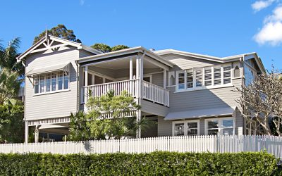 Top Tips on Reviving your Queenslander